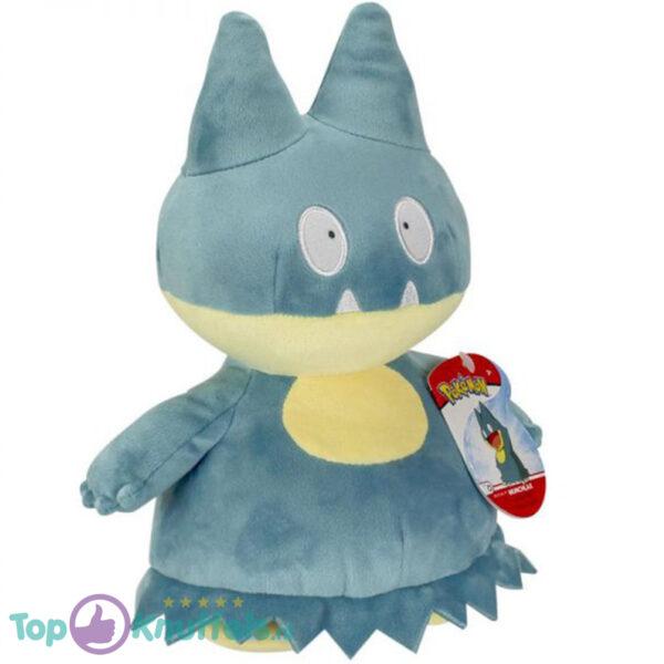 Pokemon Munchlax Pluche Knuffel 23cm