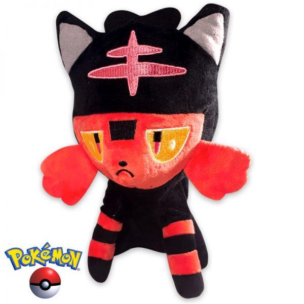 Pokémon Pluche - Litten 25 cm