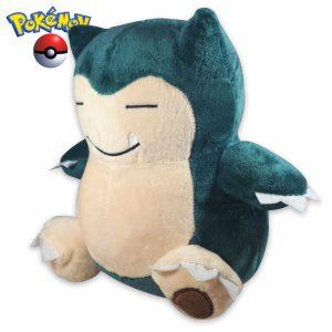Pokémon Pluche - Snorlax 22 cm
