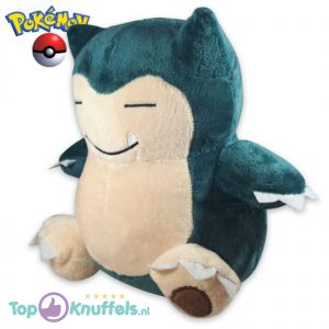 Pokémon Pluche – Snorlax 22 cm