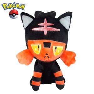 Pokémon Pluche - Litten 25cm