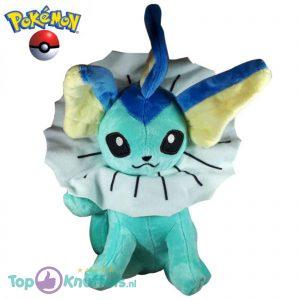Pokémon Pluche – Vaporeon 25cm