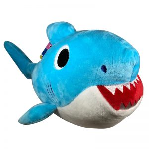 Baby Shark Daddy Knuffel 40cm