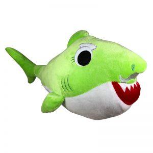 Baby Shark Grandpa Knuffel 40cm