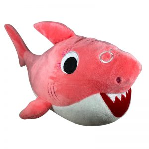 Mama Shark Knuffel 40cm
