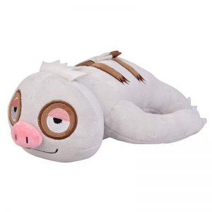 Pokemon Slakoth Pluche Knuffel 20cm