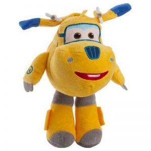Super Wings Donnie Knuffel 26cm
