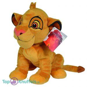 Pluche Simba Lion King Knuffel 30 cm
