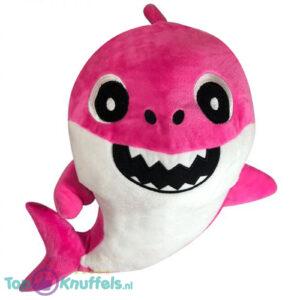 Pluche Mama Shark Smile Toys Knuffel 40 cm