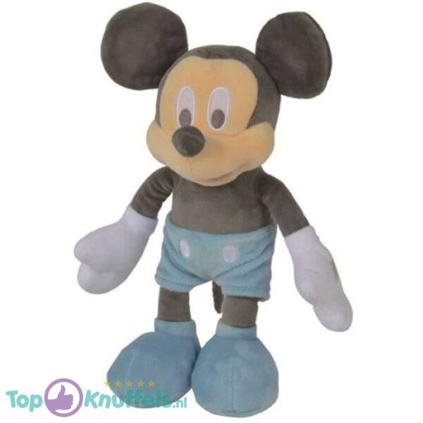 Pluche Disney Baby Mickey Mouse Knuffel 30 cm