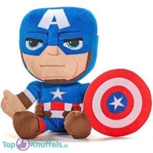 Marvel Avengers Captain America Pluche Knuffel 45cm