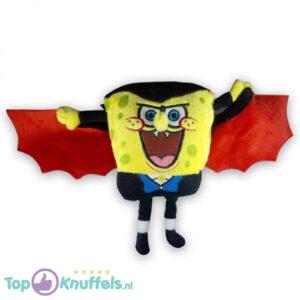 SpongeBob SquarePants Pluche Knuffel Vleermuis Rood 23 cm