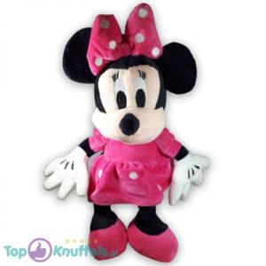 Minnie Mouse Pluche Knuffel Roze 25 cm