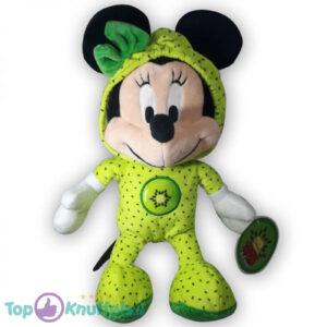 Pluche Disney Mickey Mouse & Friends Fruit Groen Knuffel 30 cm
