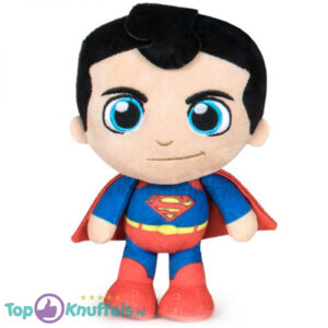 Superman DC Comics Superheld pluche knuffel 22 cm Super man