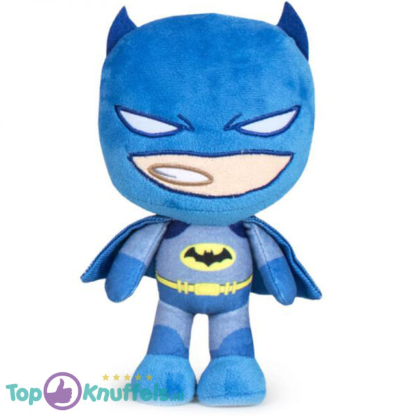 Batman DC Comics Superheld pluche knuffel Bat man 22 cm