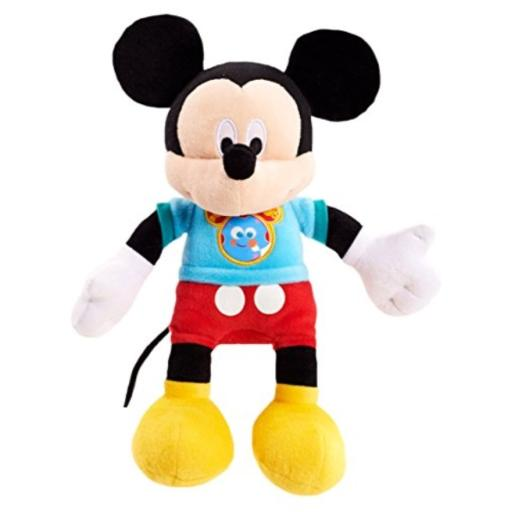 Pluche Disney Junior Mickey Mouse Knuffel (Mickey Mouse Clubhouse) 30 cm