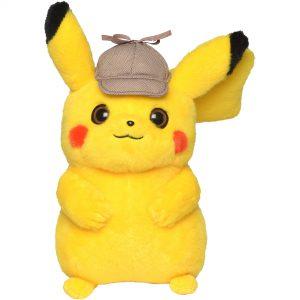 Pokemon Pluche Knuffel Detective Pikachu 25cm