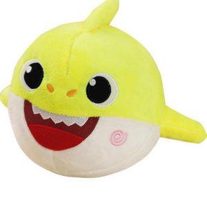Baby Shark knuffel maakt geluid