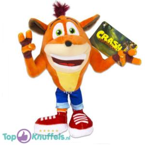 Crash Bandicoot pluche knuffel 27cm