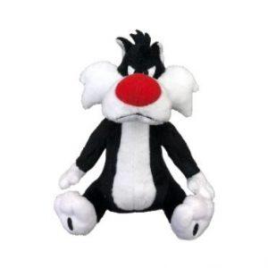 Looney Tunes Pluche Sylvester Knuffel 30cm