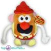 Mr. Potato Head Brandweer Knuffel