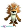 Pluche Madagascar Leeuw Alex Knuffel 2