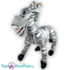 Pluche Madagascar Zebra Marty