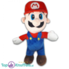 Pluche Mario Bros Knuffel Mario 26 cm