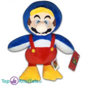 Pluche Mario Bros Knuffel Mario Eend