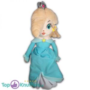 Pluche Mario Bros Knuffel Princess Rosalina 35 cm