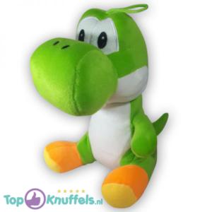 Pluche Mario Bros Yoshi