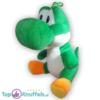 Pluche Mario Bros Yoshi Donkergroen