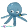 Pluche Octopus Knuffel 27 cm