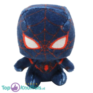 Pluche Spiderman Kid Arachnid Knuffel 8 cm