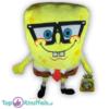 Pluche Spongebob Squarepants met bril Knuffel