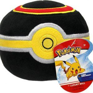 Pokémon - Pluche Pokébal - Luxury Ball