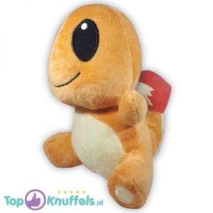 Pokemon Pluche Charmander Knuffel 20 cm