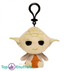 Star Wars Sleutelhanger Yoda Pluche Knuffel 14 cm