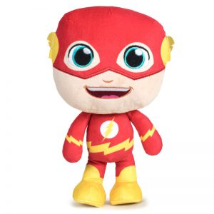 The Flash DC Comics Superheld pluche knuffel 22 cm