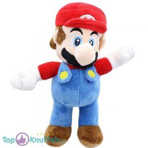 Super Mario Bros Pluche Knuffel 25 cm | Mario Luigi Nintendo Plush Toy | Speelgoed knuffeldier knuffelpop voor kinderen | mario odyssey party kart | Yoshi Bowser Peach