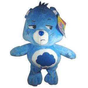 Care Bears Pluche Knuffel Blauw 30cm