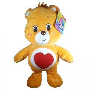 Care Bears Pluche Knuffel Geel 30cm