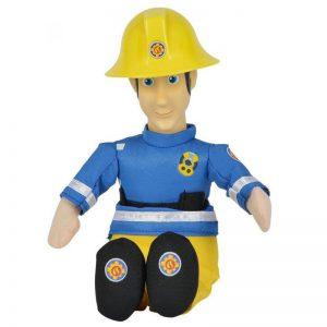 Brandweerman Sam Pluche Elvin Knuffel 25 cm