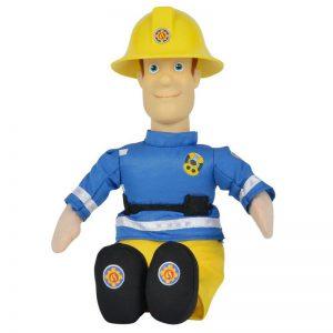 Brandweerman Sam Pluche Knuffel 25 cm