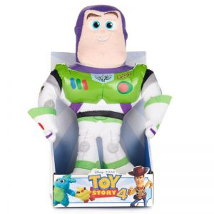 Disney Pluche Toy Story 4 Buzz Lightyear Knuffel 28cm