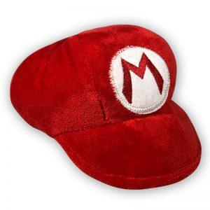 Pluche Mario Bros Hoedje Knuffel 18 cm
