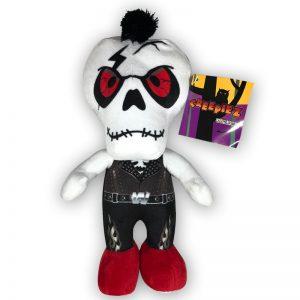 Pluche Creepiez Cartoon Skeleton Knuffel 30 cm