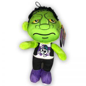 Pluche Creepiez Cartoon Zombie Stekeltjes Knuffel 30 cm