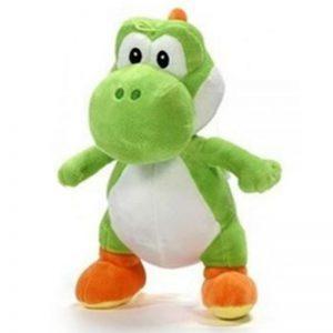 Pluche Mario Bros Knuffel Yoshi 30 cm